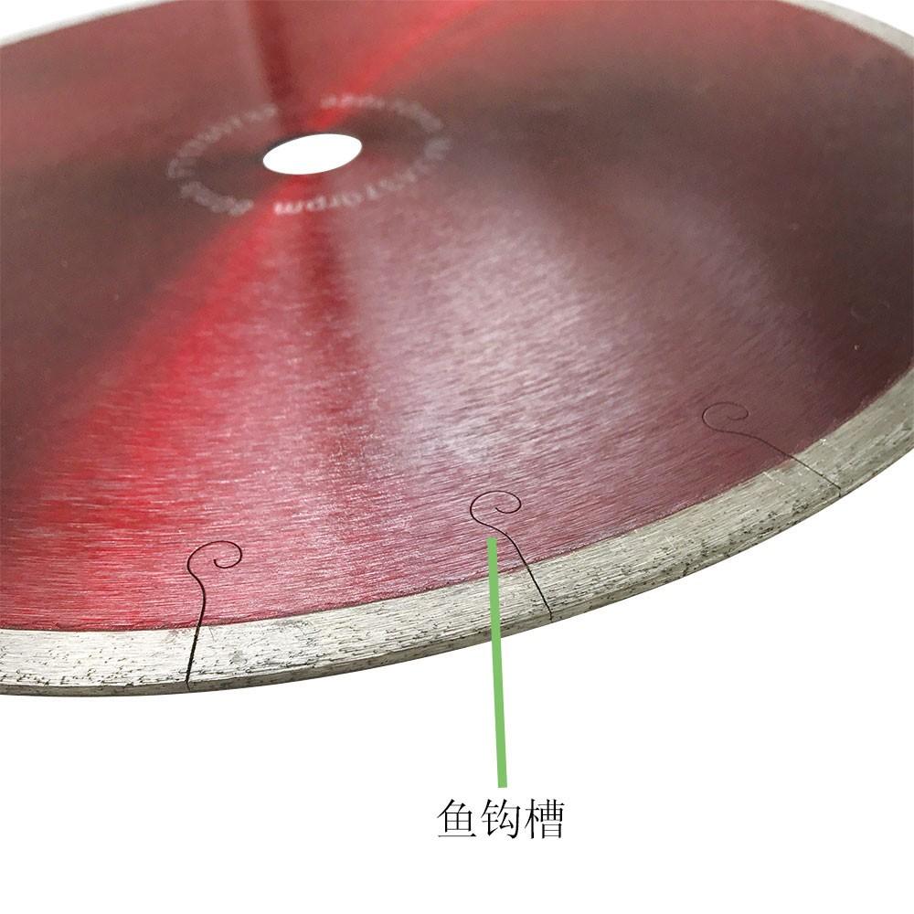 热压(割槽)湿片