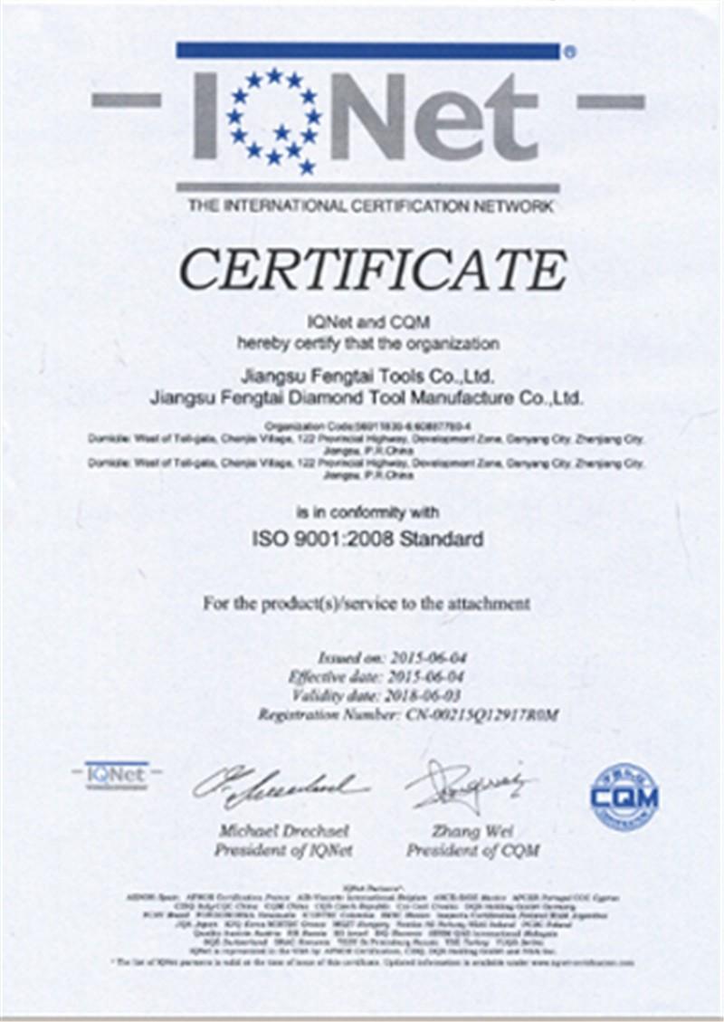 ISO9001:2008 STANDAR
